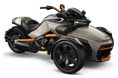 2019 Can-Am Spyder F3-S Special Series 3 Wheel Motorcycle Weedsport, NY