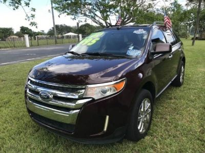 2011 Ford Edge Limited AWD 4dr Crossover