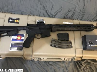 For Sale: APF Match carbine