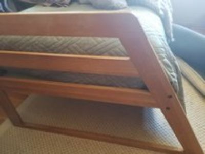 bunk bed frame twin/full