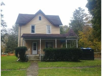 3 Bed 1.5 Bath Preforeclosure Property in Cuba, NY 14727 - Mill St