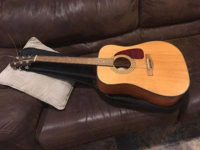 Fender Guitar with case
