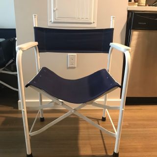 Mid Century Directors Chairs