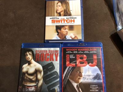 BLU-RAY s. EXCELLENT CONDITION