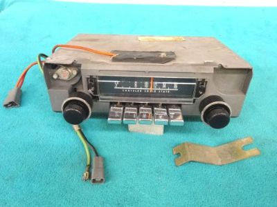 Sell 1970 DART, DUSTER, A-BODY, AM RADIO, W- KNOBS, HAS CHROME PUSH BUTTONS, #2884750 motorcycle in Stillwater, Minnesota, United States