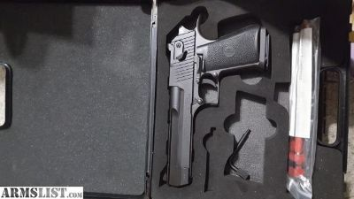For Trade: Magnum Research Desert Eagle 50ae