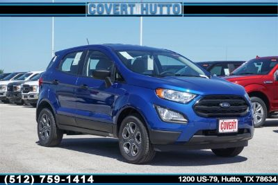 2019 Ford EcoSport S ()
