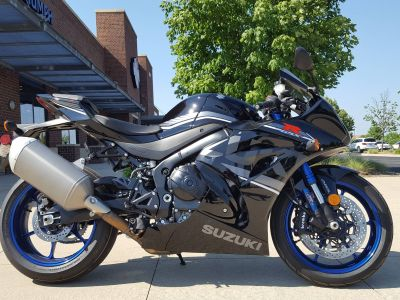 2018 Suzuki GSX-R1000R SuperSport Motorcycles Saint Charles, IL