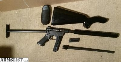 For Sale: AR-7 COMBO 2 Barrels 2 Stocks Xtra Hicap Mag/Rings