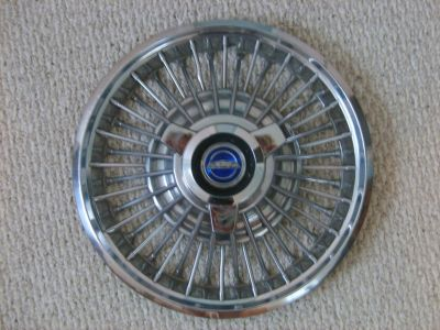Ford Mustang GT - 1966 - Hubcap/Wheel Cover - OEM