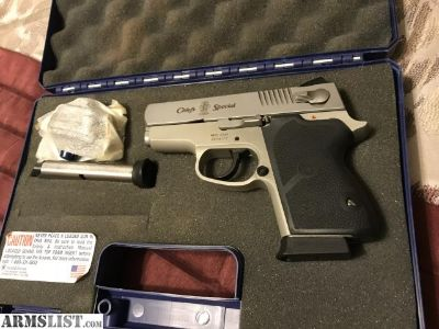 For Sale/Trade: Smith & Wesson CS45