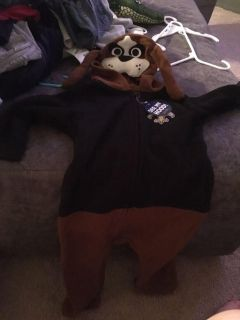 24 months gumbo costume nwt