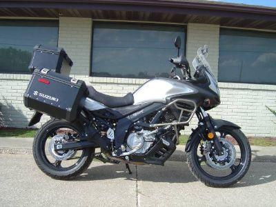 2016 Suzuki Motor of America Inc. V-Strom 650 ABS Dual Purpose Motorcycles Winterset, IA
