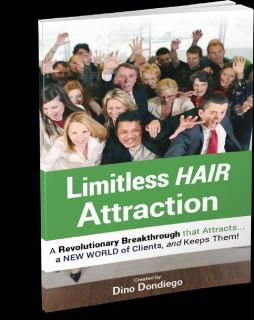 Limitless Hair Attraction Book