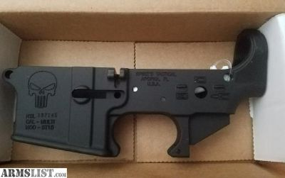 For Sale: Spikes punisher lower