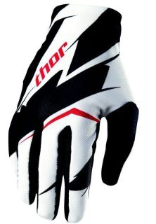 Buy Thor 2013 Void Glove Black White MX Motorcross ATV XS X-Small Gloves NEW motorcycle in Elkhart, Indiana, US, for US $18.95