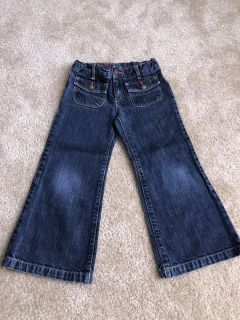 Gap jeans for girl size 4 years