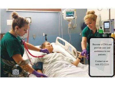 Get your Nursing Certification at E&S Academy