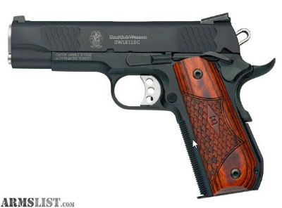 For Sale: 1911 S&W E-series - Barely used
