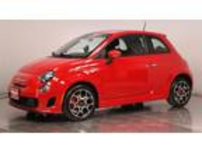 Used 2013 FIAT 500 Rosso (Red), 27.2K miles