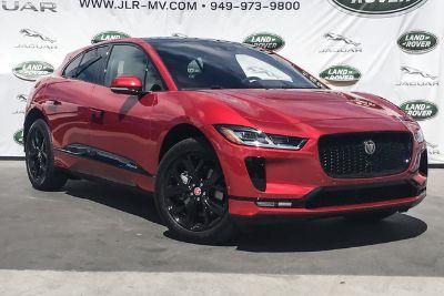 2019 Jaguar I-Pace HSE (Firenze Red)