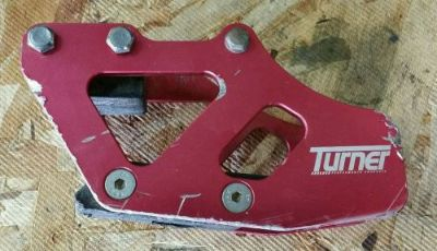 Find Turner Performance Products Rear Chain Guide Block Red CR 125 250 1990 - 2001 motorcycle in Chino Valley, Arizona, United States, for US $23.95