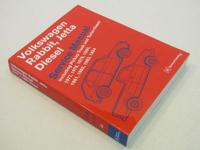 Sell 1977 - 1984 VW Volkswagen Rabbit & Jetta DIESEL Service Repair Shop Manual motorcycle in Bethpage, Tennessee, United States, for US $39.90