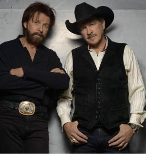 4-Brooks and dunn rodeo tickets