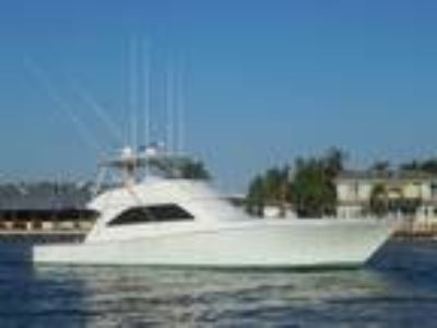56' Viking 56 Convertible 2004