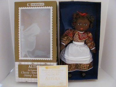 Althea doll by Horseman Limited Edition