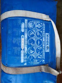 Zodiac Coaster sy6 6 man liferaft