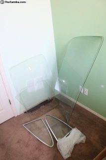 FS: SWB 911/912 Glass Set (complete 8 pieces)