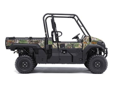 2016 Kawasaki Mule Pro-FX EPS Camo Side x Side Utility Vehicles Chanute, KS