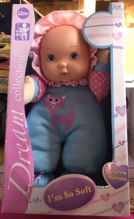 Dream Collection Baby Doll NEW