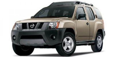 2006 Nissan Xterra S (Silver)