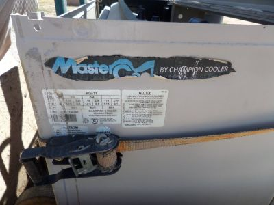 CHAMPION Master cool down draft Evaporative air conditioner