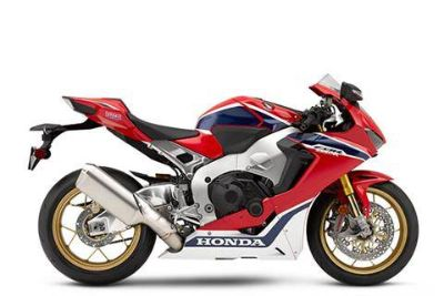 2017 Honda CBR1000RR SP SuperSport Motorcycles Ontario, CA