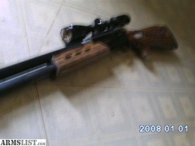 For Sale: card/turkey shoot gun