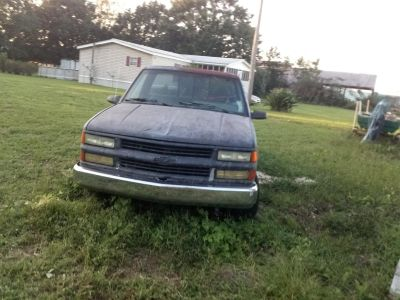 1992 Chevy Step Side