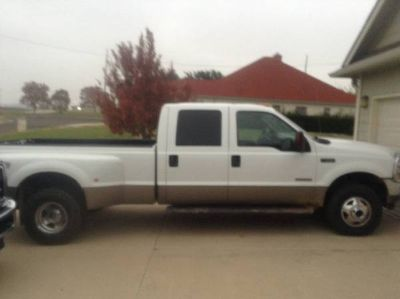 For Sale Ford F350 Diesel Dually