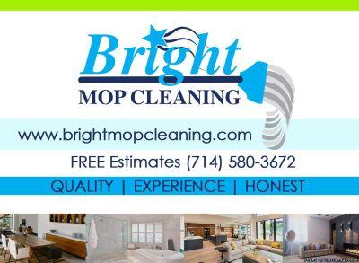 House Cleaning in Brea Yorba Linda Placentia Orange Irvine Tustin