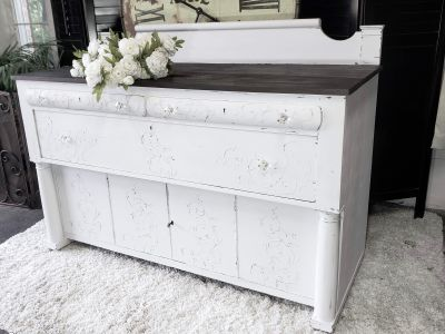 Beautiful Custom finished Buffet Credenza