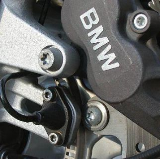 Buy BMW R1150RT Stainless Steel Screw Kit / Bolt Kit motorcycle in Houston, Texas, US, for US $39.00