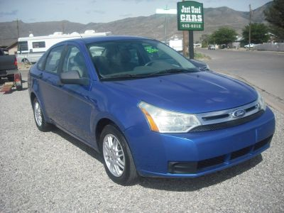 2011 Ford Focus SE 4dr. car.