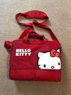 Hello Kitty Computer bag
