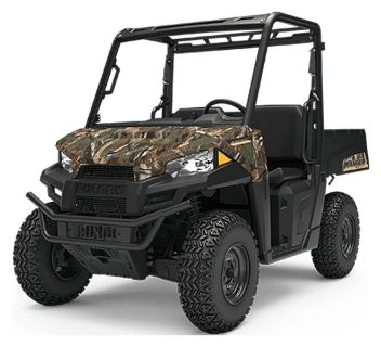 2019 Polaris Ranger EV Side x Side Utility Vehicles Salinas, CA