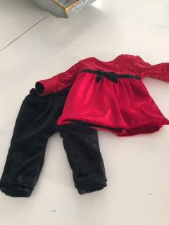 18 doll outfit