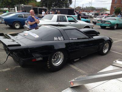 84 corvette 7.50 cert