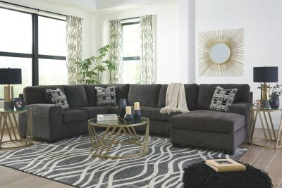 NEW! UPSCALE QUALITY USA MADE URBAN COMFY SOFA CHAISE SECTIONAL!:)