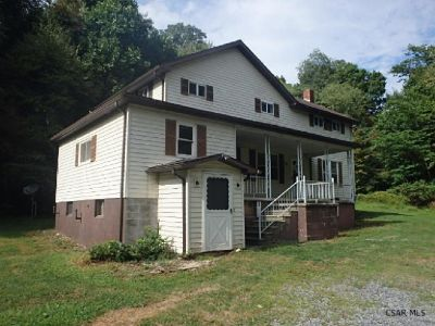 Larger Single Family Home On 1.7 Acres Only $29,900!